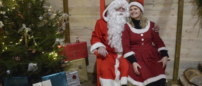 1b18b9ac428 La Maison féerique du Père Noël