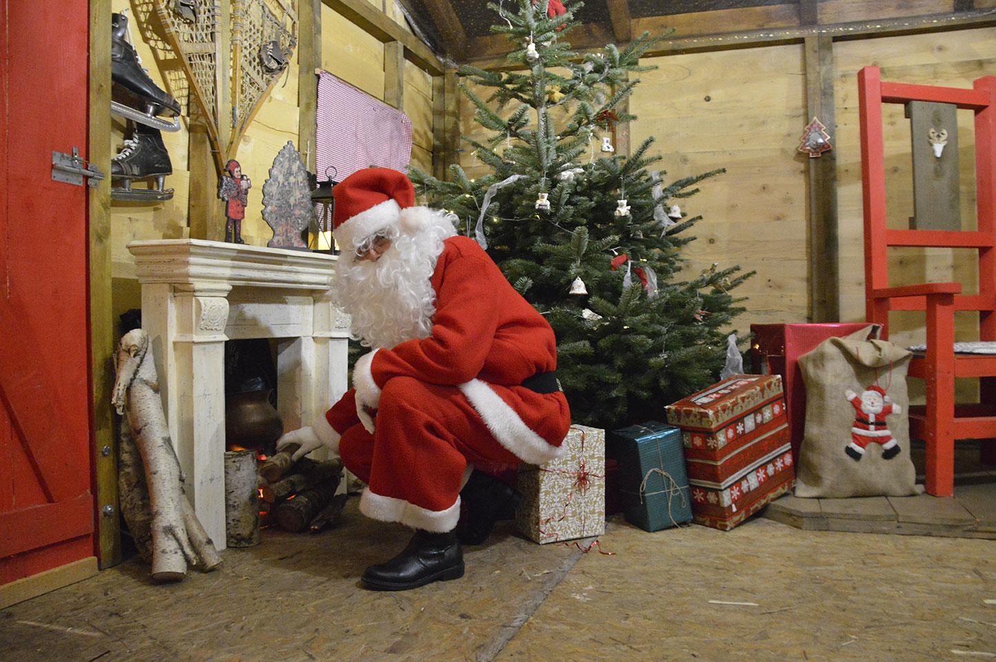 Bonhomme de neige-personnalisé-Nativité-Noël Noël-Santa-Rudolf-Prière